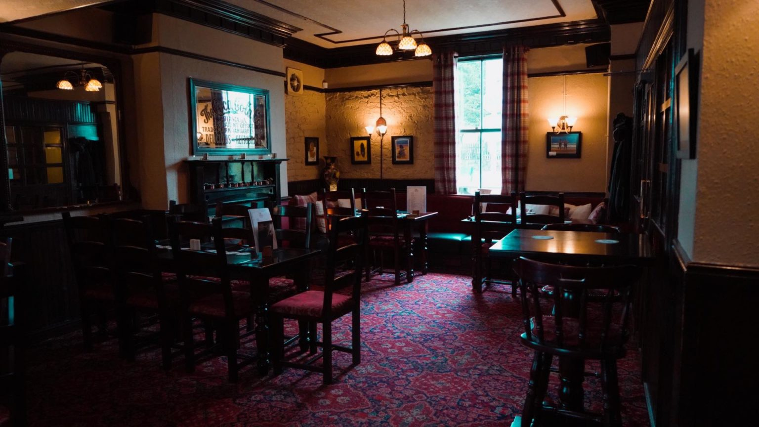 Dining at The Crown Kirklevington