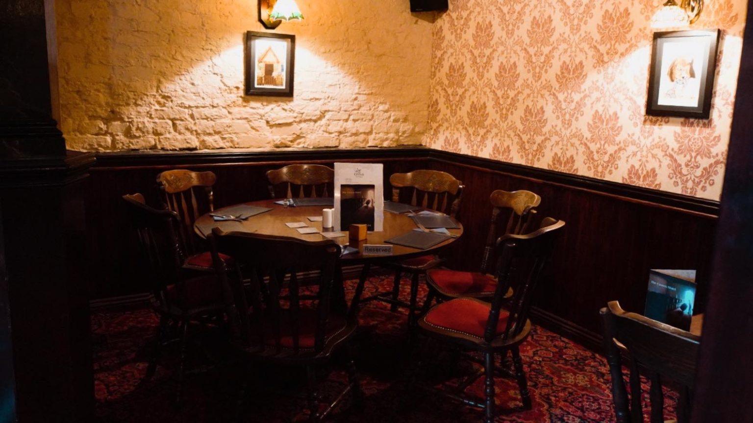 Pub dining in Yarm