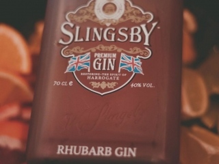 Slingsby gin at The Crown Kirklevington